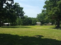 20 Acre Family Camp Ground/Recreat : Osceola : Saint Clair County : Missouri
