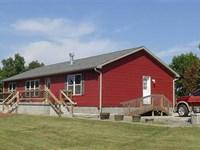New Built Home With 41 Acres Bento : Warsaw : Benton County : Missouri