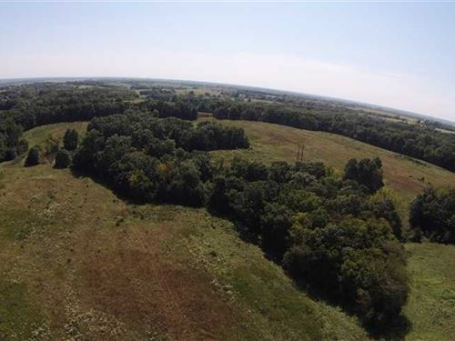 Very Nice 80 Acre Recreational-Inv : Trenton : Grundy County : Missouri