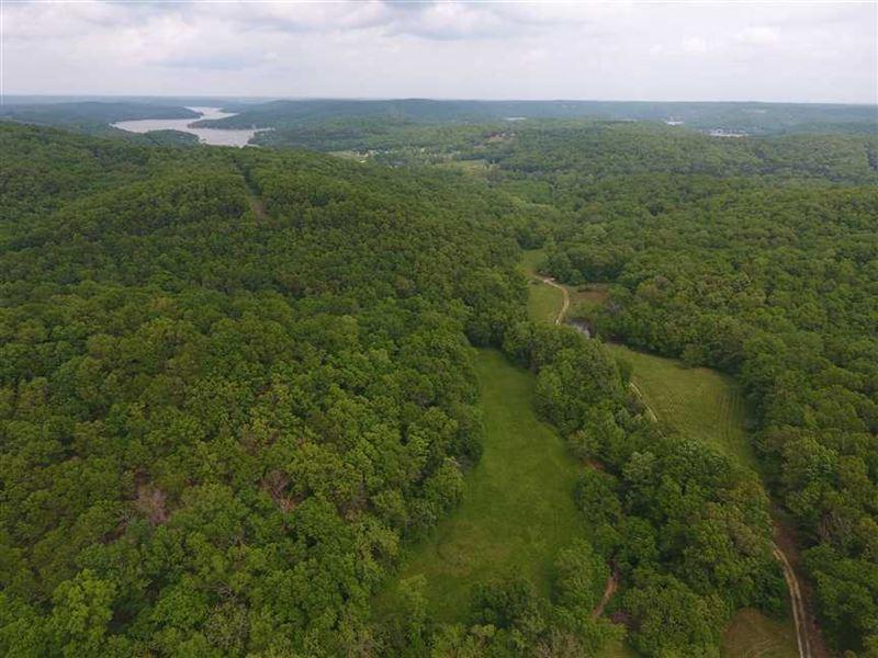 Reduced, Cocamo Ridge a Developers : Camdenton : Camden County : Missouri