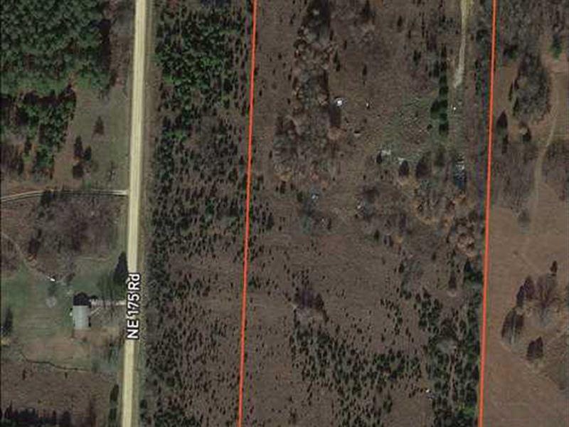 Nice 15 Acre Tract Close to Osceol : Osceola : Saint Clair County : Missouri