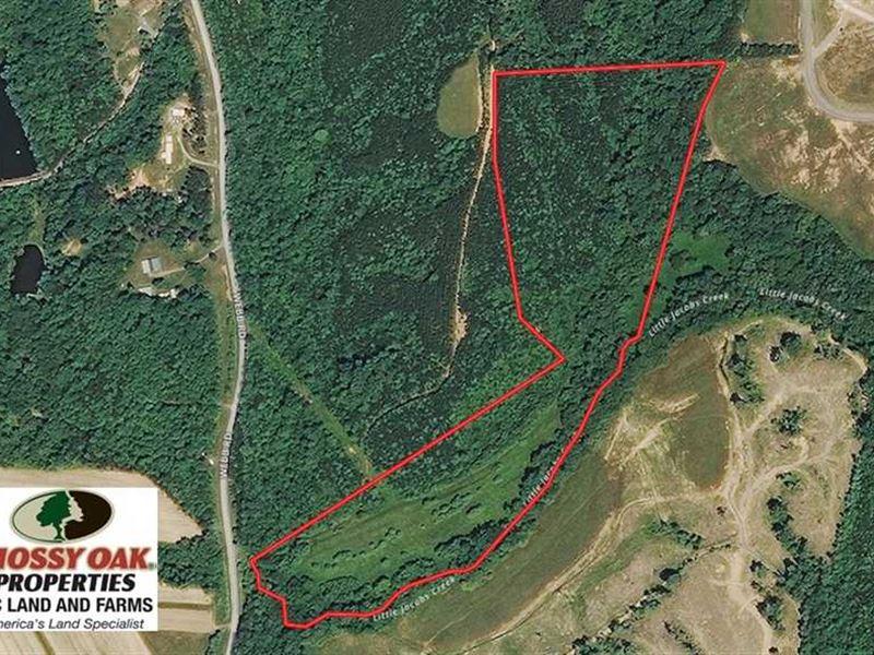 Reduced, 24.29 Acres of Prime Hun : Madison : Rockingham County : North Carolina