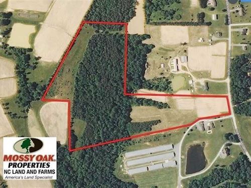 Under Contract, 30.30 Acres of : Burlington : Alamance County : North Carolina