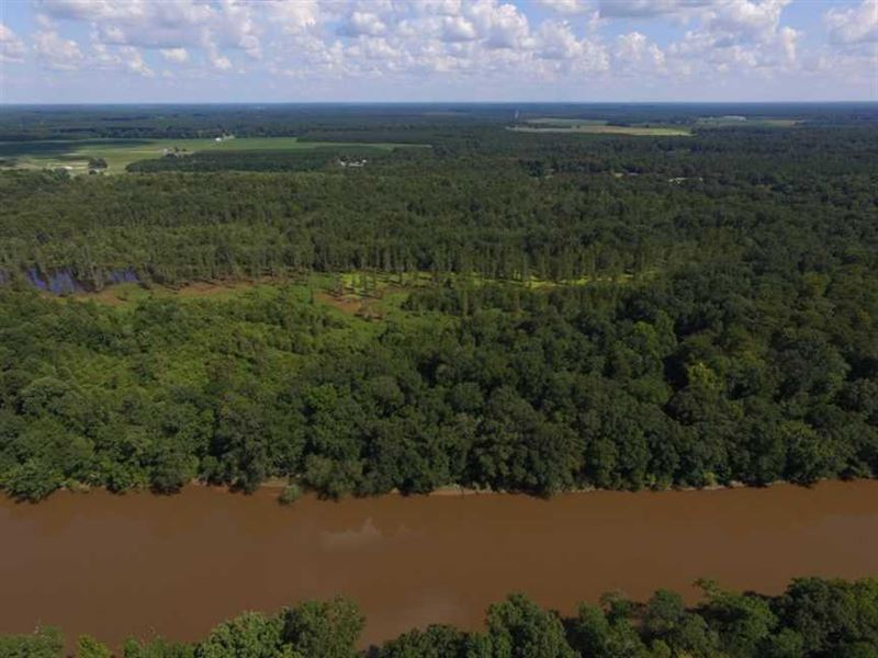 Under Contract, 35 Acres of Recre : Kinston : Lenoir County : North Carolina