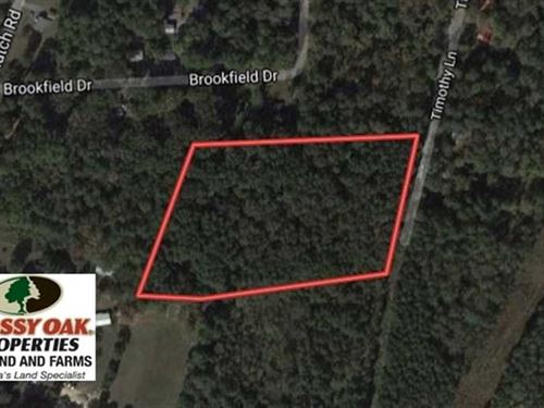 Reduced, 6.73 Acres of Residentia : Chapel Hill : Orange County : North Carolina