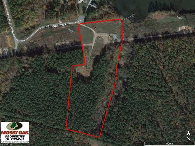 Under Contract, 10 Acres of Resid : Roanoke Rapids : Halifax County : North Carolina