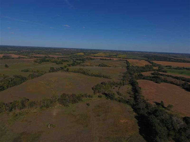 Super 184 Acre Crp Farm In Grundy : Spickard : Grundy County : Missouri