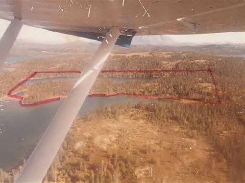 S.E, Side of Lake Iliamna, A 60 ac : Iliamna : Lake And Peninsula Borough : Alaska