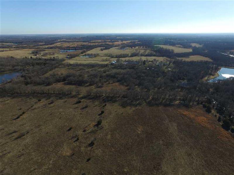 68 Acres For Sale in Labette Count : Parsons : Labette County : Kansas
