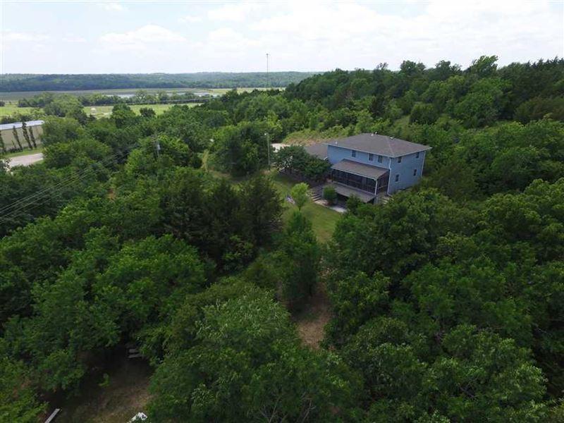 40 Acres of Chautauqua Hills With : Sedan : Chautauqua County : Kansas