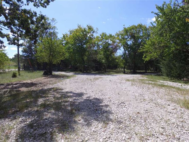 21.49 Acre Hunting Farm For Sale : Neodesha : Montgomery County : Kansas