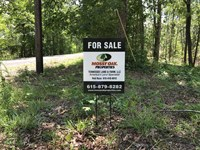 155 Acre Wildlife Retreat in Land : Indian Mound : Stewart County : Tennessee