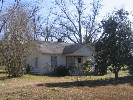 123 Acs W/ Old Farm House & More : Twin City : Emanuel County : Georgia