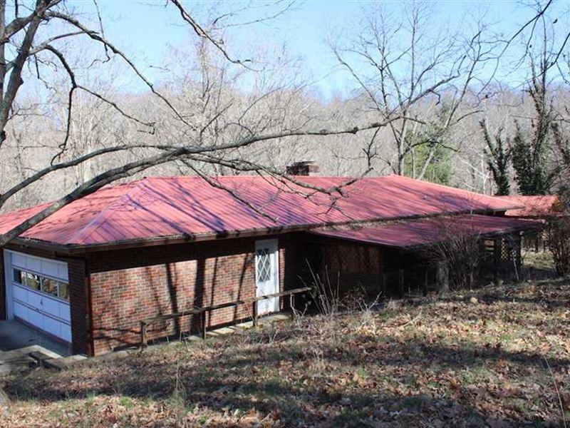Mill Creek Rd - 7 Acres - Gallia : Gallipolis : Gallia County : Ohio