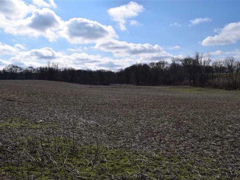 CR 24 - 53 Acres - Morrow County : Cardington : Morrow County : Ohio
