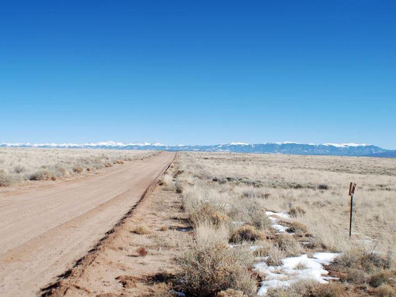 5 Acres For Sale In Sanford, CO : Sanford : Costilla County : Colorado