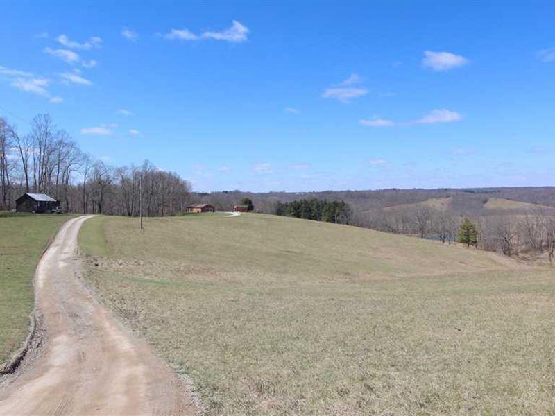 Sandridge Rd - 110 Acres - Musking : Zanesville : Muskingum County : Ohio