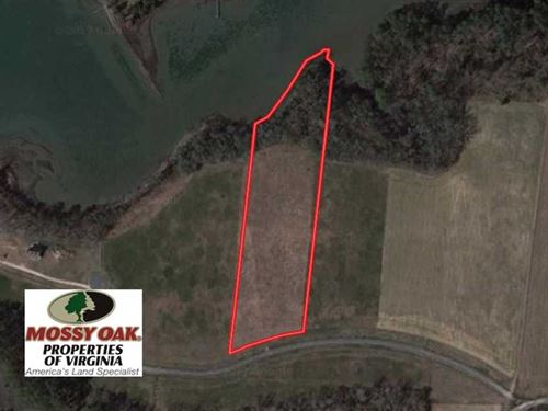 6.43 Acres of Residential Waterfro : Cape Charles : Northampton County : Virginia