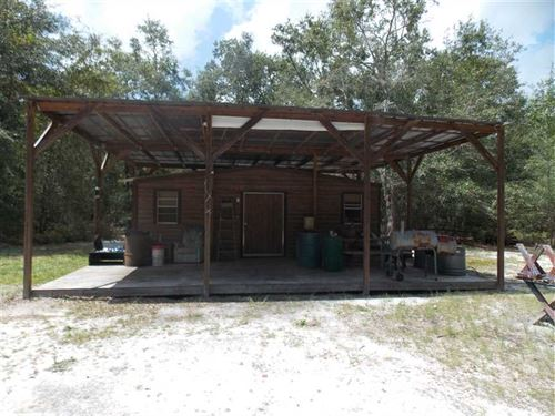 Hall 41.21 Acres : Madison : Florida