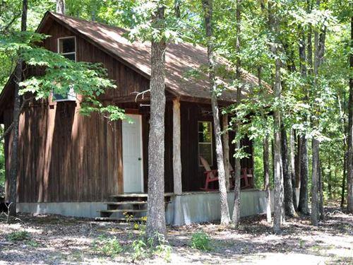 Price Reduced, 6.67 Surveyed Acr : Marshall : Searcy County : Arkansas