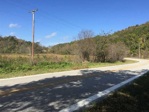 80 Acres With a Mixture of Har : Big Flat : Stone County : Arkansas