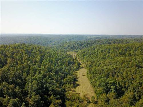 410 Acres of Recreational/Farm : Marshall : Searcy County : Arkansas
