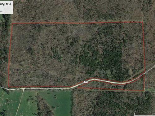 80 Recreational Acres With Nice Vi : Drury : Ozark County : Missouri