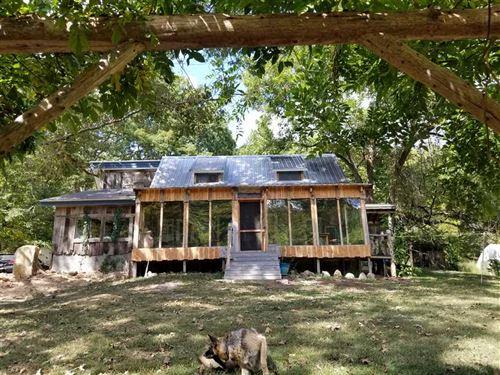130 Acre Tract on Hurricane Creek : Zanoni : Ozark County : Missouri