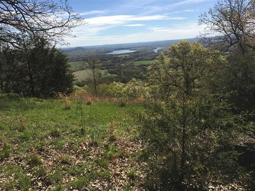 575 Acre Shell Knob Property : Shell Knob : Barry County : Missouri