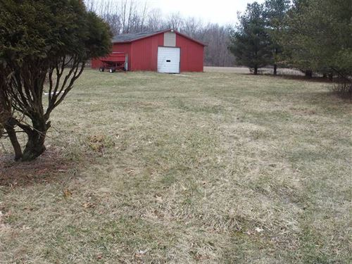 14 Acres of Prime Farm Ground With : Gas City : Grant County : Indiana