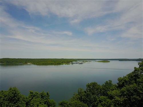 Best View ON Lake Monroe, 6.47 Ac : Heltonville : Monroe County : Indiana