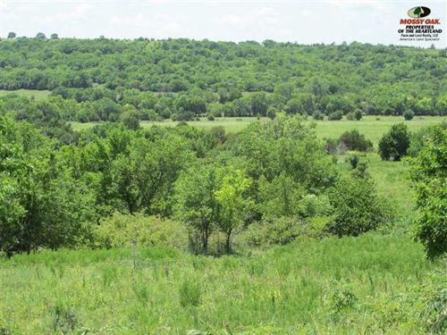 274.1 Recreational/Ranch Land Acre : Cedar Vale : Cowley County : Kansas