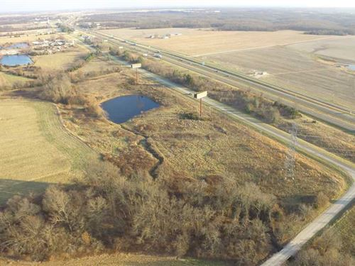 11 Acres Near New Florence on Nort : New Florence : Montgomery County : Missouri