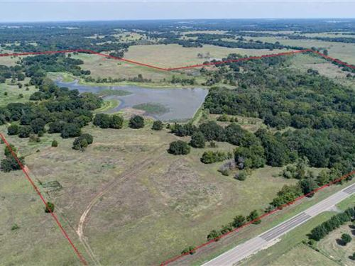 Beautiful 176 Acre Abraham Lake es : Bremond : Robertson County : Texas