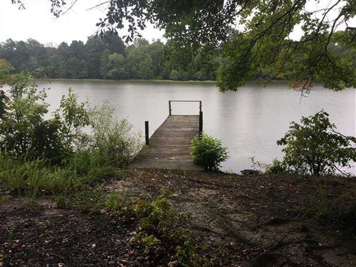 70 Ac Wooded w/ Pond Only 3000/Acr : Clinton : Laurens County : South Carolina