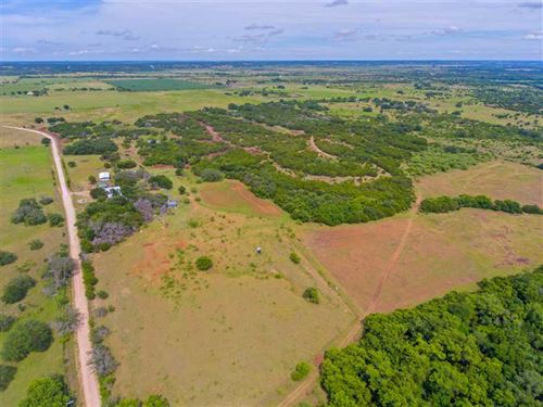 Prime Hunting on 95 Beautiful Acre : Meridian : Bosque County : Texas