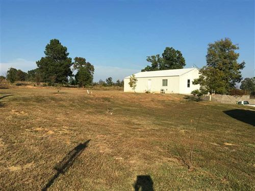 House And 30 Acres With a Large : Cave City : Sharp County : Arkansas