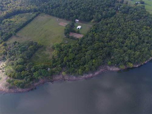 99 Acres on Beaver Creek Arm of Bu : Kissee Mills : Taney County : Missouri