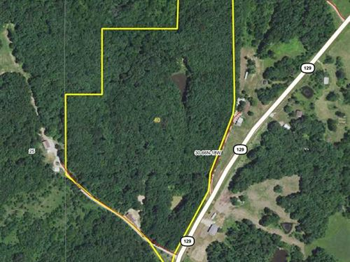 40 Acres M/L, Recreational Propert : Unionville : Putnam County : Missouri