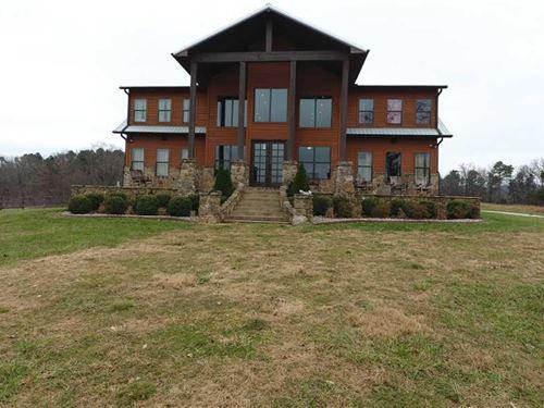 JC Ranch 690 : Huntsville : Madison County : Arkansas