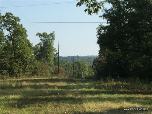 17.6 Ac, Wooded Tract For Rural Ho : Gravois Mills : Morgan County : Missouri