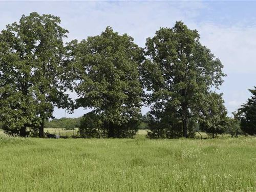 Start Building on 10 Acres in Choc : Sawyer : Choctaw County : Oklahoma