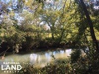 Tallasseehatchee Creek Timber & Far : Ohatchee : Calhoun County : Alabama