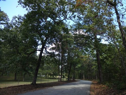 23.46 Acres Convenient To Trave : Travelers Rest : Greenville County : South Carolina