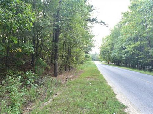 Build Your Dream Home : Holly Springs : Marshall County : Mississippi