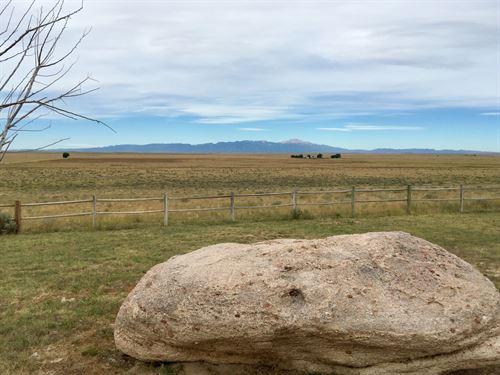 Squirrel Creek Overlook Ranch : Colorado Springs : El Paso County : Colorado