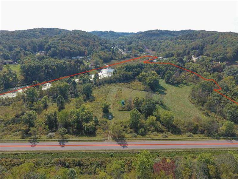 Newport Rd - 25 Acres - Tuscarawas : Uhrichsville : Tuscarawas County : Ohio