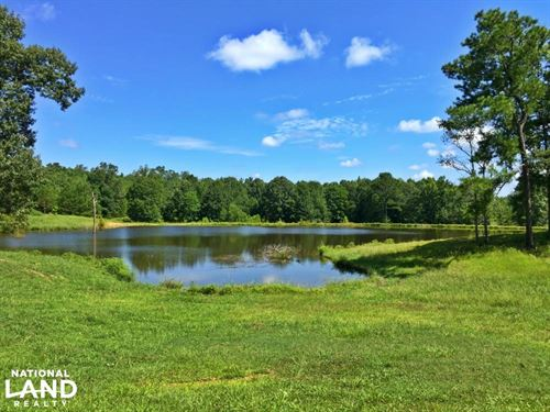 Lamison Lake And Camp Tract : Lamison : Wilcox County : Alabama
