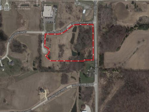 West Bend Buildable Lots : West Bend : Washington County : Wisconsin