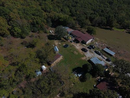 Great Recreational 80 Acre Tract : Osceola : Saint Clair County : Missouri